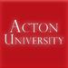 Acton University